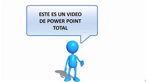 imagenes que se mueven para presentaciones de powerpoint mu 241 ecos animados en power point parte 2 animated character