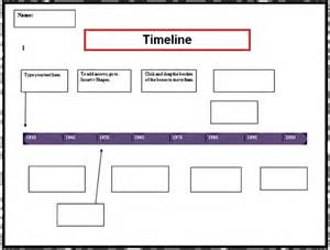Timeline Template With Pictures by 19 Personal Timeline Templates Free Word Pdf Format