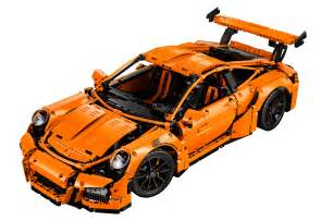 Porsche Lego Technic See Why The Porsche 911 Gt3 Rs Lego Technic Kit Is For