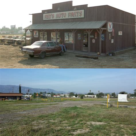 Raod House by Then Now Locations Road House