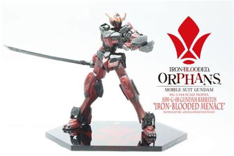 Bandai Hg Gundam Barbatos Lupus Clear Ver hg 1 144 asw g 08 gundam barbatos ver rks quot iron blooded