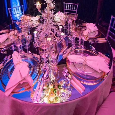 Celebrity Inspired Table Décor   BridalGuide