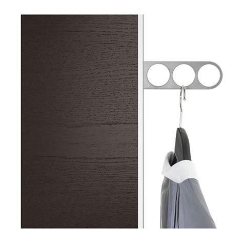 ikea wardrobe hanger ikea komplement valet hanger pax wardrobe grey or white