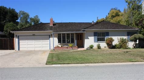 a home los altos designates steve jobs childhood home a