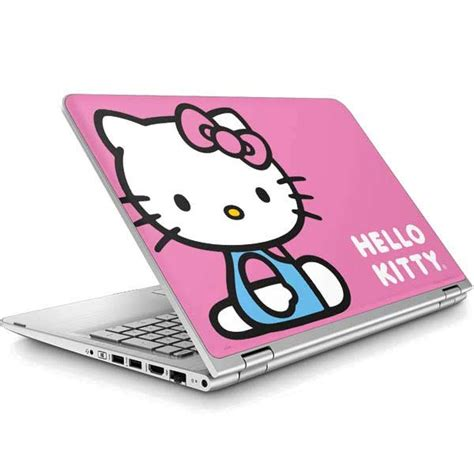 Hello Computer Covers by Hello Sitting Pink Envy X360 15t W200 Touch