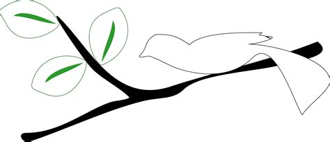 tree branch template clipart best