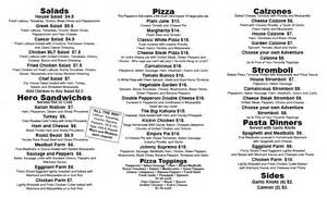 the pepperoni grill online menu