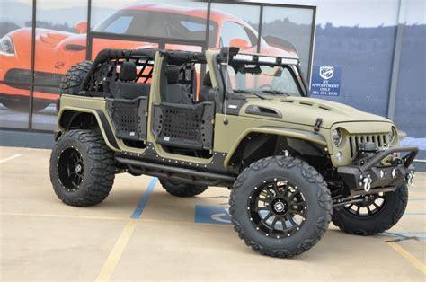 jeep wrangler army 2017 jeep wrangler unlimited sport 102 kevlar flat