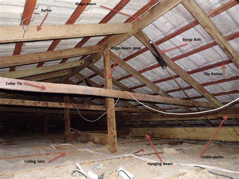 roof structure roof structure components building inspections brisbane qbis
