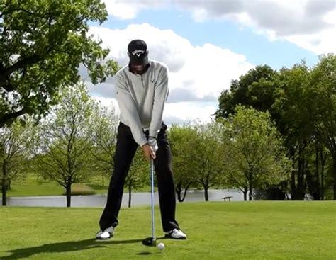 alvaro quiros swing alvaro quiros swing sequence golf monthly