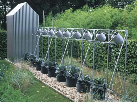 Container Gardening Ideas And Garden Containers Vegetable Garden Watering Systems