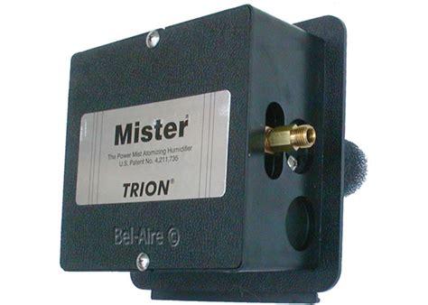 power mist atomizer model