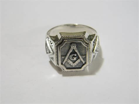sterling silver masonic ring ultrasrings en