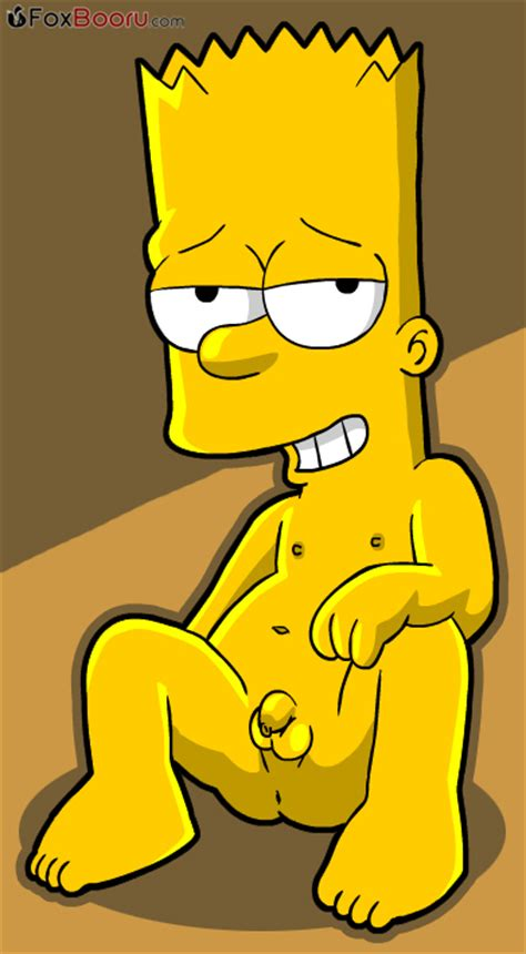Image Bart Simpson Shota The Simpsons Nude