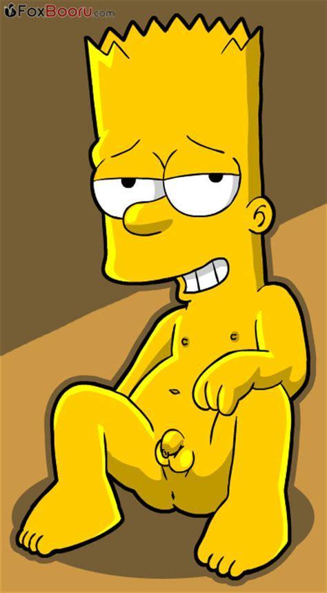 Image Bart Simpson Shota The Simpsons Nude