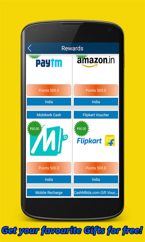 Play Store Recharge Cashngifts Recharge Gifts Android Apps On Play