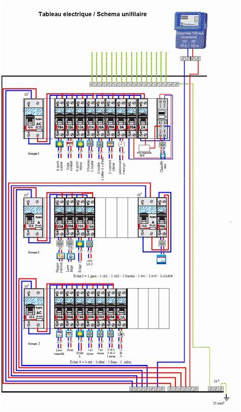installer un tableau électrique 255 cablage electrique maison schema tableau electrique