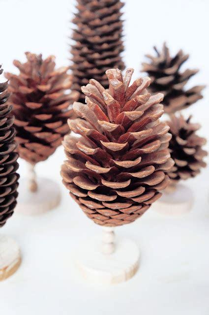 bäume schneiden wie 6067 basteln malen kuchen backen tannenwald aus tannenzapfen