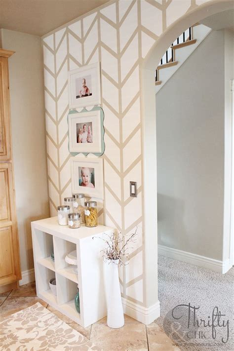 herringbone pattern wall herringbone pattern accent wall