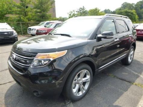 2015 ford explorer specs 2015 ford explorer limited 4wd data info and specs