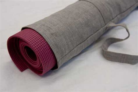 Make A Mat Bag by Linen Mat Bag Tutorial