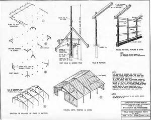 barn plans for free 153 pole barn plans and designs that you can actually build