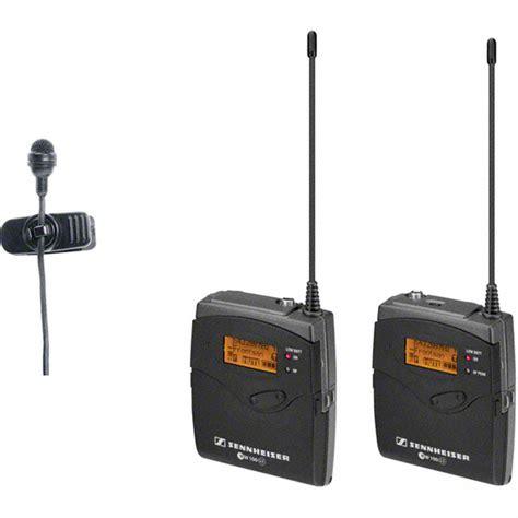 Mic Wireless Senheiser Ew 122 G2 Clip On ennheiser ew 122 p g3 lavalier microphone clip on set suitable for live speech transmitter