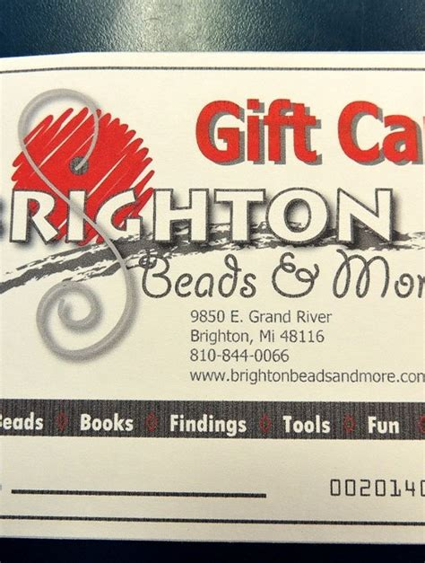 Brighton Gift Cards - gift card for brighton beads brighton beads more