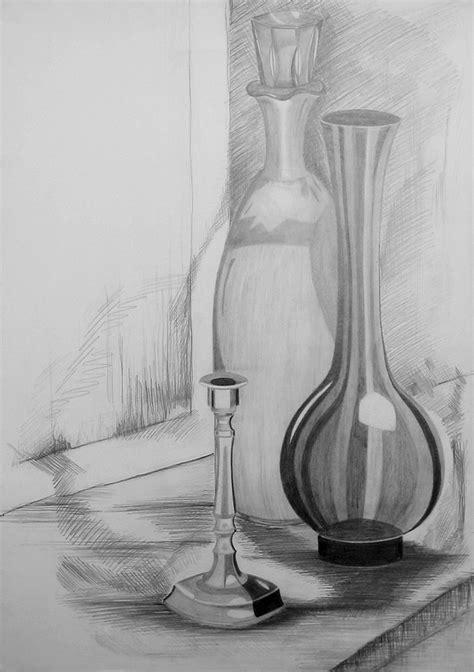 Draw A Vase Bleistiftzeichnung Bild Kunst Von Coe Bei Kunstnet