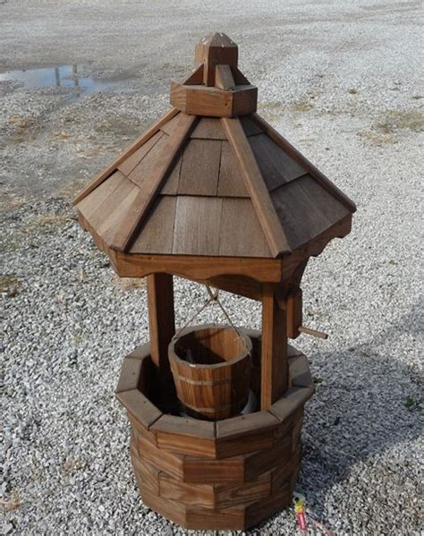 wood pattern for wishing well woodcraft patterns amish wishing well woodworking plans