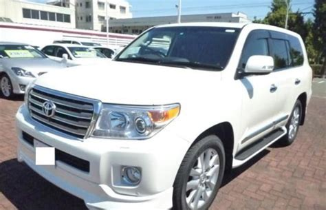 2014 Toyota For Sale Angus 2014 Used Toyota Land Cruiser For Sale
