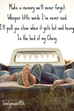 bed of my chevy lyrics letting the night roll justin moore country lyrics