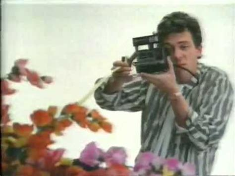 80s advert polaroid instant camera with hugh laurie youtube