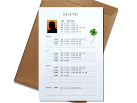 How To Present A Resume by Effective Ways To Present Your Resume With Perfection