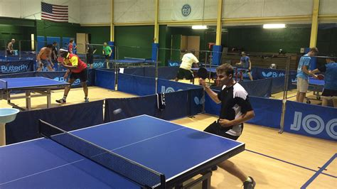 table tennis club my experience at the table tennis club