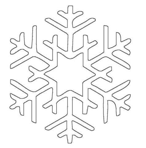 Kostenlose Vorlage Schneeflocke Kostenlose Malvorlage Schneeflocken Und Sterne Schneeflocke 19 Zum Ausmalen
