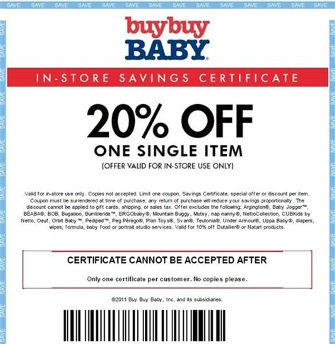 Does Buy Buy Baby Accept Babies R Us Gift Cards - buybuy baby coupon codes gordmans coupon code