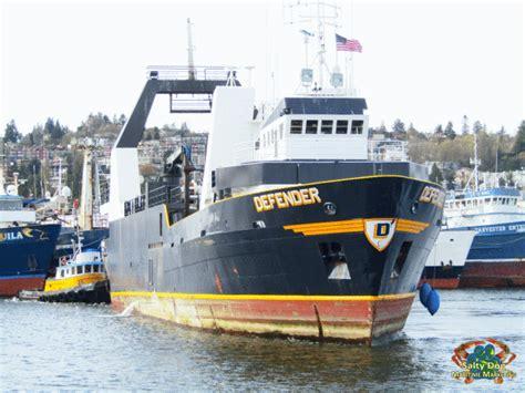 global seas f v defender alaska pollock fishery naknek - Defender Fishing Boat Alaska
