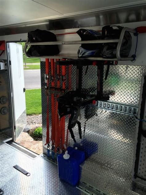 Enclosed Cing Hammock 25 Best Ideas About Enclosed Trailers On