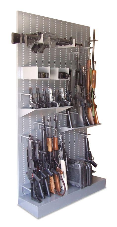 weapon racks universal weapons racks and cabinets filingsystems com