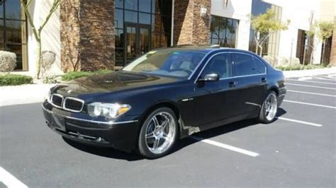 buy used 2005 bmw 760li base sedan 4 door 6 0l priced 10k below blue book value in las vegas