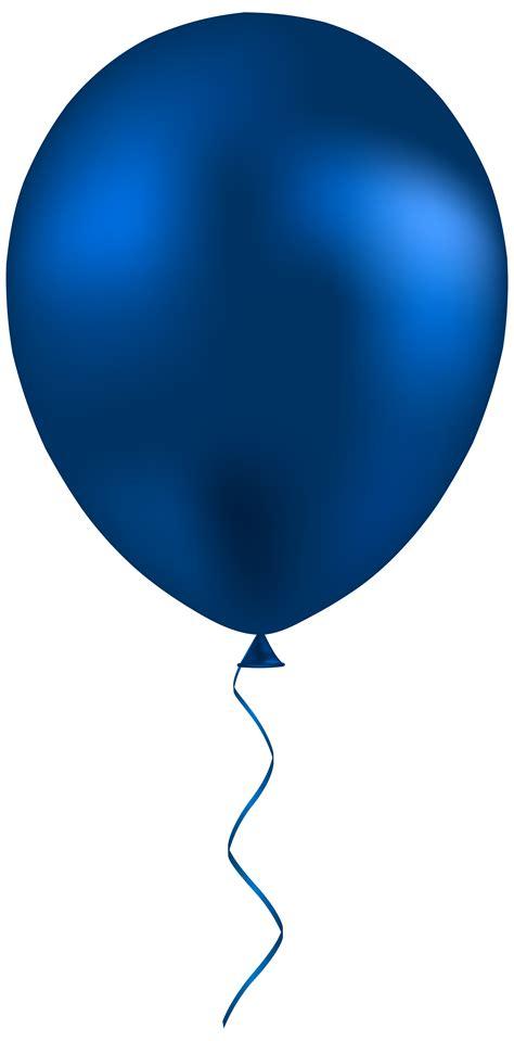 Dark blue balloon png clip art best web clipart