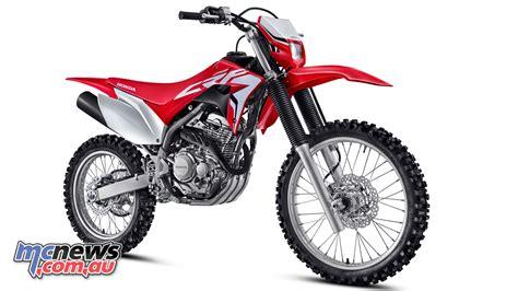 2019 honda 250f 2019 honda crf250f trail bike arrives 6 499 mlp