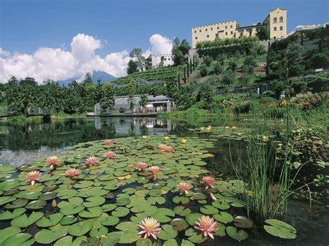 giardini di sissi merano castel trauttmansdorff