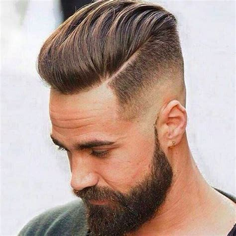 view from back of pompadour hair style 16 shining exles of slicked back hair on men
