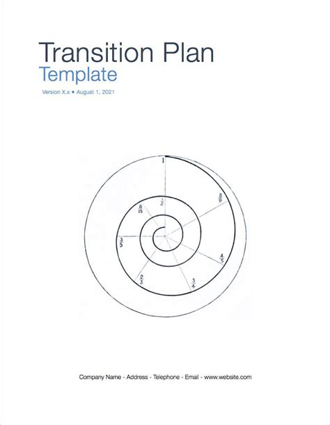 transition plan apple iwork pages numbers