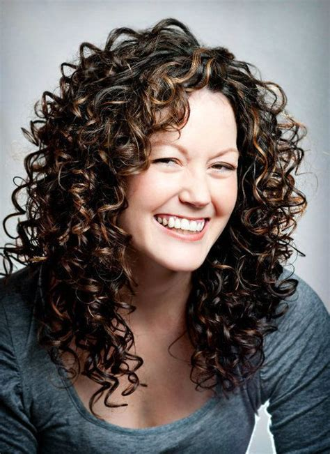 curly perm vs spiral perm the 25 best perms long hair ideas on pinterest permed