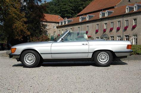 1973 1980 mercedes 450sl not quite classics
