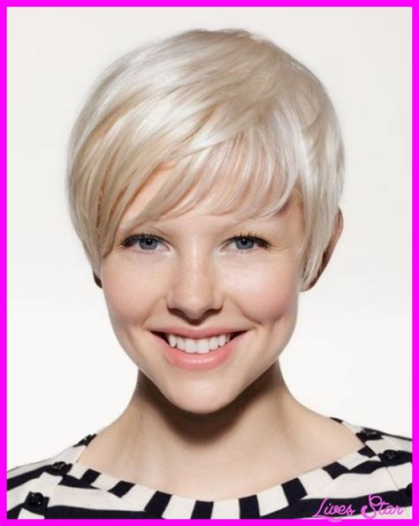 hairstyles for very short thin hair with short edges short haircuts styles livesstar com