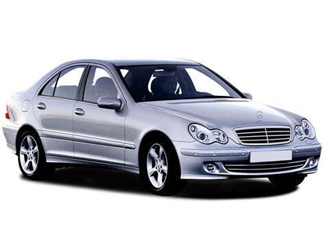 Mercedes Benz C Class C200 CDI Classic 4dr Auto diesel